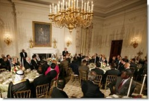 Iftaar Dinner at the White House