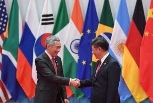 Singapore vs. Global Times: Analysis of Two Logics