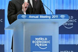 Davos 2011: World Economic Forum Begins
