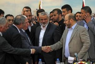 U.S., Israel Denounce Palestinian Unity Deal