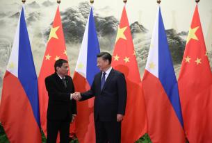 Rodrigo Duterte's Pivot to China