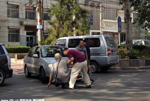 China's Good Samaritans
