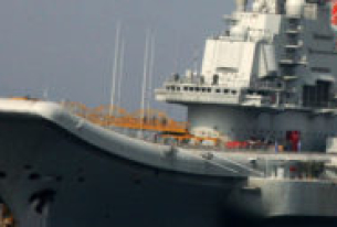 Japan Concerned over Chinese Aircraft Carrier