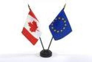 EU & Canada negotiate trade deal, US risks isolation.
