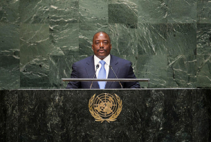 Instability in the DRC: The Kabila Problem