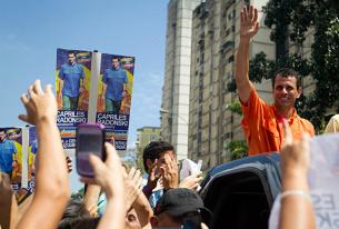 Corruption colors upcoming Venezuela presidential election