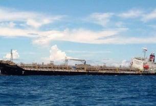Stranded Chemical Tanker Threatens Vietnamese Shores
