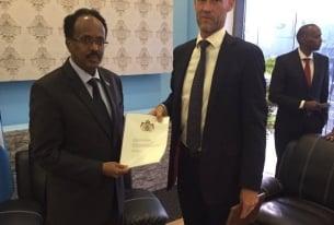 Circling The Square In Somalia