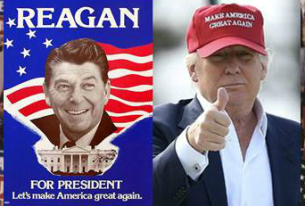 Trump, Reagan, and American Foreign Policy