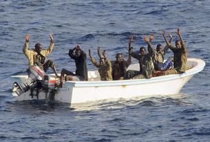 U.S. Counter-Piracy Policy