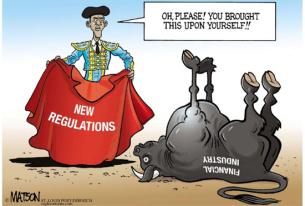 Weekly Update: Financial Regulatory Reform