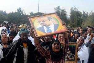 Updates on leadership in Romania, Ethiopia