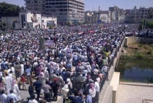 Sectarian Strife Strikes Syria