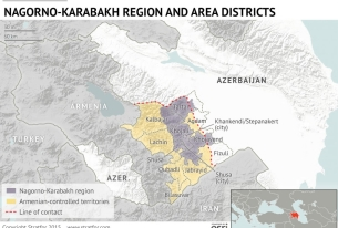 The Nagorno-Karabakh conflict and geopolitical chessboard of the South Caucasus