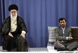 Ahmadinejad and Khamenei: End of a Love Story?