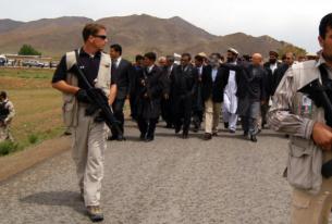Civilian Contractors in Afghanistan