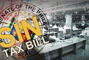 Aquino Trumps Clergy and Big Tobacco