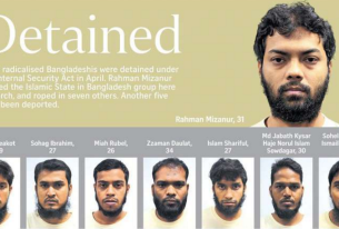 The Islamic State in Singapore