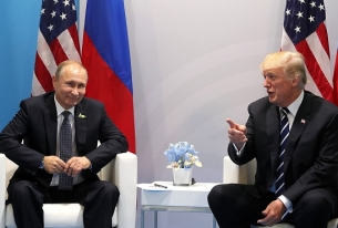 Trump Confirms Authoritarian Bromance with Putin