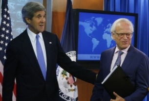 Abbas Wants to Talk Borders as U.S. Led Israeli-Palestinian Negotiations Resume