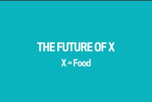 """The future of food"" interview"