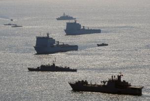Turkish Naval Buildup in the Eastern Mediterranean