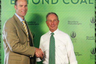 Mike Bloomberg Going Beyond Coal