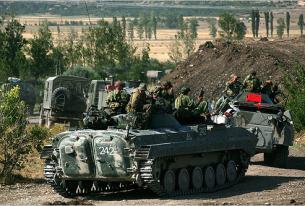 The Return of the Russian-Georgian War