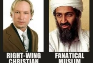 Some Terrorists Are Blonde