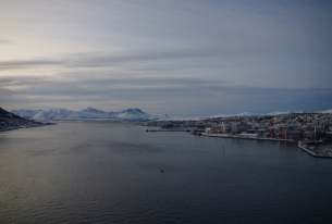Arctic Frontiers takes place in Tromsø, Norway