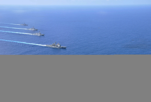 Russian South China Sea Drills Complicate Japanese Security