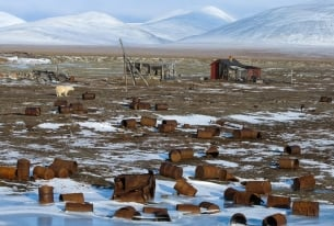 Pollution, Shipping, and Kindergartens in the Russian Arctic