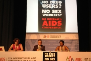 Whose AIDS conference is it anyway?
