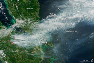 Indonesian Haze Raising Regional Human Rights Questions