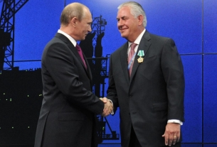 Energy Could Keep U.S.-Russia Ties On Ice