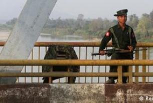 China hosts talks with Kachin rebels