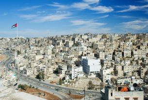 Despite a Neighborhood on Fire, Jordan Remains Stable
