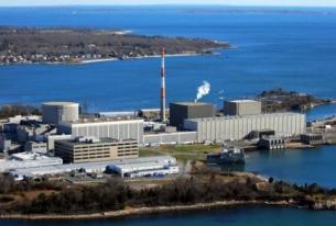 Warm Sea Water Forces Reactor Shut Down
