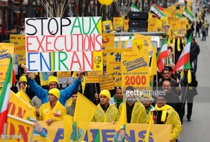 Iran's Rally in Paris: Popular in the West and Ignored in Iran