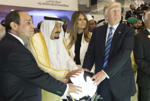 Donald Trump's Arabian Nights