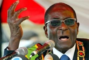 Time for Mugabe to go