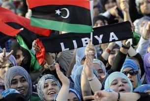 Same month, same airport, same Benghazi? A prince returns