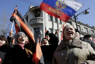 One Year On, the Fascist Myth Still Binds Crimea