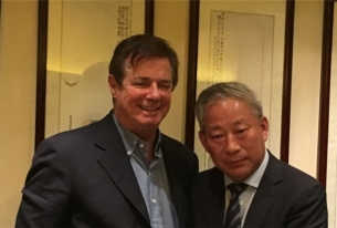 Paul Manafort Advising Chinese Billionaire on U.S. Infrastructure Projects