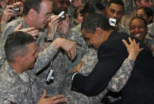 Obama Visits Iraq