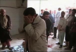Marines Testify in Haditha Case.