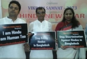 """Hindu rights activist: """"Bangladesh is now infested with ISIS"""""""