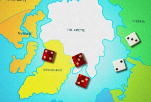 Arctic Frontiers: A Critical Cartography