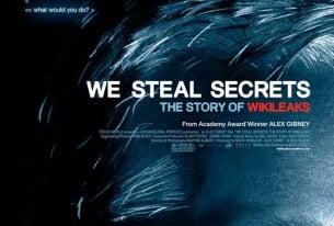 We Steal Secrets: The Story of WikiLeaks (2013)