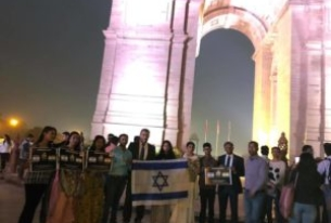 Indians protest against Hamas terror as Israel agrees to cease-fire